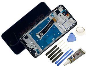 Display Für Huawei Honor 20 Lite Komplettes Bildschirm Lcd Touch Schwarz Rahmen+