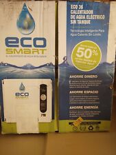ECO 36 Tankless Electric Water Heater 36 kW 240V Residential  3.6 - 8.7 GPM