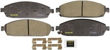 For Jeep Commander Grand Cherokee Front Disc Brake Ceramic Pads Monroe