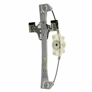 Power Window Regulator Rear LH Left Hand Driver Side for Ford Lincoln Mercury