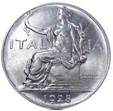 SAVOIA-Vittorio Emanuele III (Buono da 1 Lira) 1928