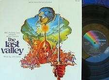 John Barry Jap Reissue LP The last valley OST NM James Clavell