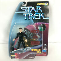 Star Trek Intendant Kira Figure Serialized Warp Factor Series 4 Playmates 1998