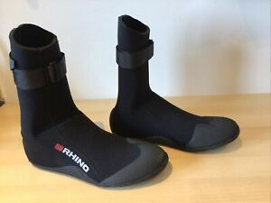 New Rhino ( Power )5mm Wetsuit Boots, ( Size 7 UK )