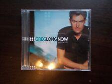 Greg Long Now  Worship Music  CD used