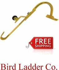 Acro 11084 Swivel Roof Hook With Wheel Only 1 Needed Per Extension Ladder