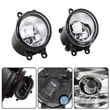 New Pair Fog Lights Lamp Left Right Rh Lh Side For Toyota Camry Yaris Lexus Rav4 (Fits: Lexus)