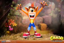 FIRST 4 FIGURES CRASH BANDICOOT N. SANE TRILOGY 25cm STATUE NUOVO NEW