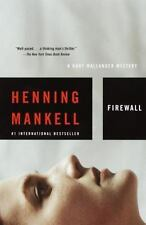 Firewall (Kurt Wallander Mysteries, No.