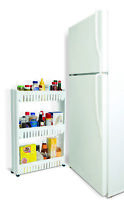 Storage Shelves Space Saving 3 Tier 5 Tier Slide Out Pantry Improved Design