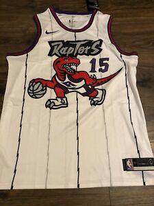 Vince Carter Toronto Raptors Throwback Men's XL Jersey NBA