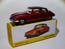 Citroen DS 23  / DS23  - ref 530 au 1/43 de dinky toys atlas