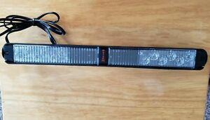 1pc. Whelen SlimLighter Interior Super-LED Dash/Visor/Deck Light SLPMMRB