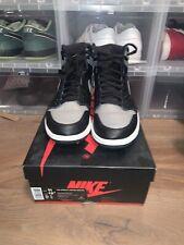 Air Jordan 1 Retro High OG Black Shadow Grey 2018 Preowned Mens 11