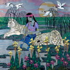 """ZU MING HO """"DOMESTICATED IN THE WILD"""" BEAUTIFUL SIGNED GICLEE ON CANVAS"""
