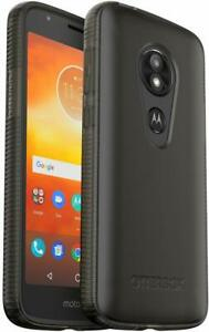 OtterBox Prefix Series Slim Case, Shock-Absorbing for moto e5 PLAY - Smoky Clear
