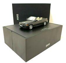 BMW COFFRET OFFICIEL MINICHAMPS 1/43 E46  Cabriolet Noir / Black
