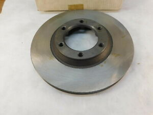 Isuzu P'up  & Trooper   Front Brake Disc Rotor  Vented  1984-1987