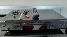 Lecteur/Enregistreur MiniDisc MDS-JE520 + 3 MiniDisc