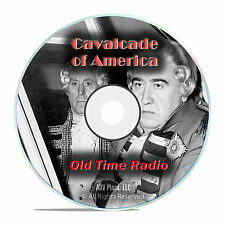 Cavalcade of America, Kings 799 Classic Old Time Radio Shows, OTR mp3 DVD G50
