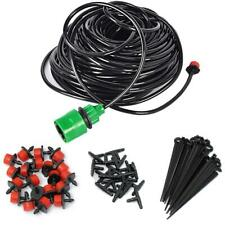 Water Irrigation Kit Set Automatic Balcony Pot Micro Drip Watering System Tools
