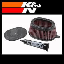 K&N Air Filter Motorcycle Air Filter for Kawasaki KLR650 / KLX650C | KA - 6589