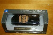 NEW NEW-RAY1957 MERCEDES BENZ 300SL ROADSTAR 1:43 DIECAST CAR FREE SHIPPING