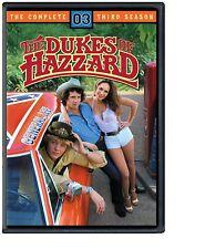 THE DUKES OF HAZZARD COMPLETE SEASON 3, DVD SET 5 DISCS REGION 4 / 1
