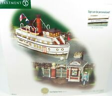 Department 56 Set of (4) (59213, 58708, 55067, 55011) For ede2715 Buyer Only