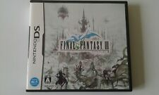 DS Final Fantasy 3 JP