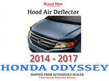 Genuine OEM Honda Odyssey Hood Air Deflector 2014-2017 (08P47-TK8-100A)