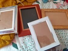 Bundle Of Assorted Photo Frames