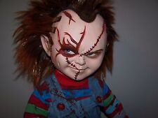CUSTOM LIFESIZE CHILD'S PLAY CHUCKY DOLL NOT SIDESHOW. RARE!