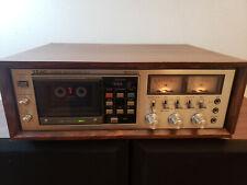 Teac Cx-650R Cassette Deck- Freshly Pro Serviced.