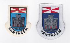 SCOUTS OF PORTUGAL - CORPO NACIONAL DE ESCUTAS (CNE) SCOUT SANTAREM PATCH (2 VAR