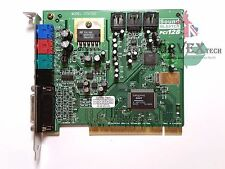 Creative Labs Sound Blaster PCI 128 CT4700 Channel PCI Sound Card