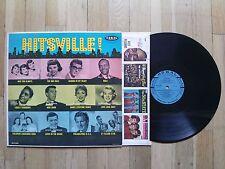 HITSVILLE various CORAL Records CRL 57269 Mono LP 1st U.S. Pressing ** PROMO **