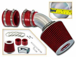 Sport Ram Air Intake System+Dry Filter For 98-04 Cadillac Seville SLS STS 4.6 V8