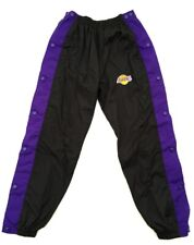 Vintage Youth Logo Athletic Los Angeles Lakers Warm Up Track Pants Medium