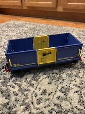 Vintage 1980 Playmobil Geobra Train Attached Cart Container