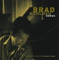 Songs: The Art Of The Trio, Volume Three [Audio CD] Brad Mehldau