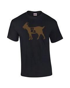 Drew Brees GOAT New Orleans Saints T Shirt Brand New