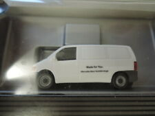 Herpa MB Edition MB Vito IAA 2000 Made for You MB Nutzfahrzeuge in OVP (300/500)