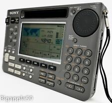 Sony ICF-SW55 Shortwave AM FM Radio Receiver ***GREAT SONY QUALITY***