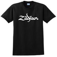 Zildjian Cymbals Logo T-Shirt Drums Band Shirt Funny Pearl Sabian Zilgan Music