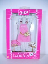 NEW BARBIE DOLL FASHIONS 1996 FASHION AVENUE BOUTIQUE PINK JUMPER DRESS 14980