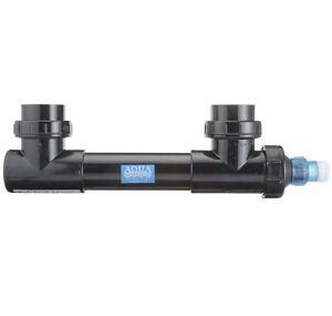"Aqua Ultraviolet 57 Watt UV Clarifier/Sterilizer, 2"" Black"