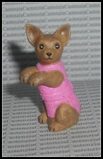 PET BARBIE MATTEL LEGALLY BLONDE DOLL DRESSED CHIHUAHUA  ACCESSORY FOR  DIORAMA