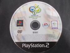 PS2 Playstation 2 PAL Spiel Disc nur FIFA WM Deutschland 2006