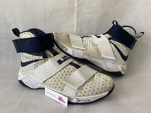 RJ Hampton Game Used Sneakers- RJ Hampton Signed/MeiGray LOA Orlando Magic Star